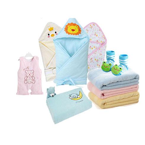 哈尼宝贝母婴生活馆-针织用品