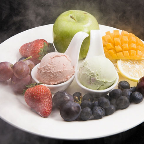 玫瑰皇后冰淇淋-水果冰淇淋