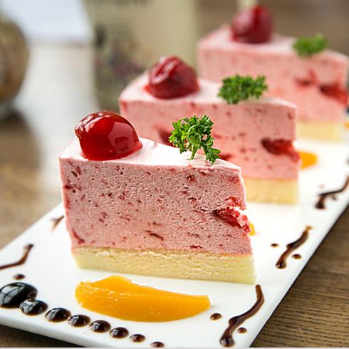 允儿雪冰-蜜语迷你慕斯蛋糕