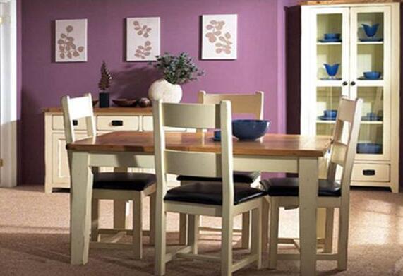 诺亚亦家实木餐桌