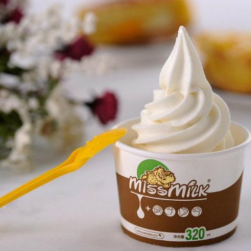 missmilk酸奶冰淇淋