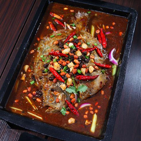 鱼的门烤鱼-特色烤鱼