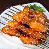鱼的门烤鱼-蜜汁烤翅