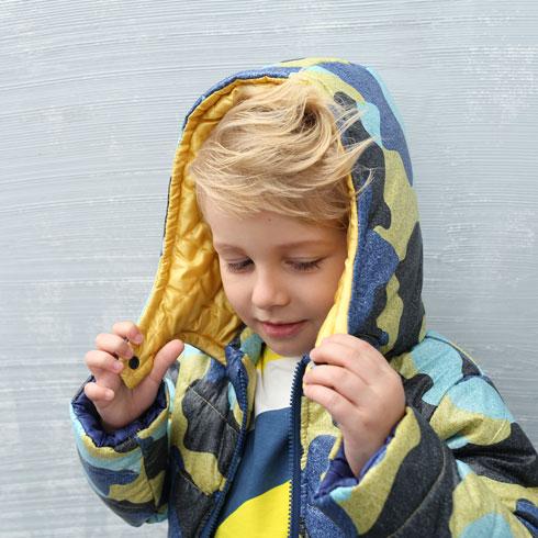 怡赏宝贝童装-时尚羽绒服