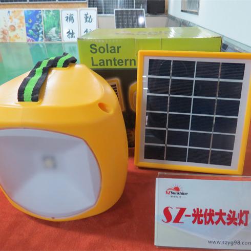 神州阳光太阳能发电-光伏大头灯