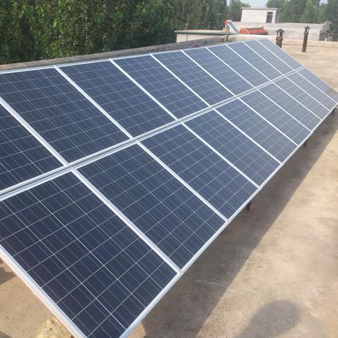 神州阳光太阳能发电-太阳能板
