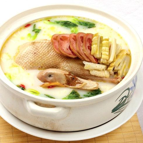八度坊炸鸡-汤粉系列