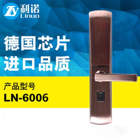利诺指纹密码锁LN-6006