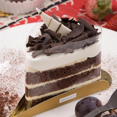 可爱雪意式冰淇淋-冰淇淋蛋糕
