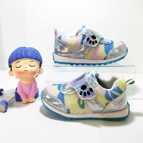 巴布兔-彩色防滑休闲运动童鞋