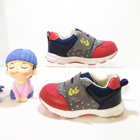 巴布兔-春秋款透气儿童运动鞋