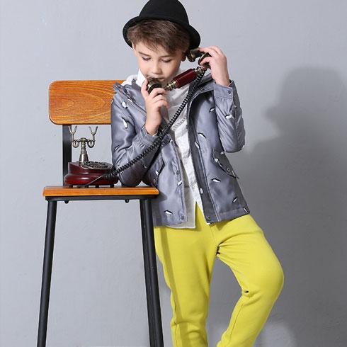可嗳吉米童装-童装系列产品