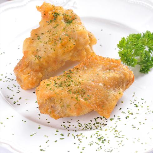 库桥炸鸡休闲小吃-炸鸡块