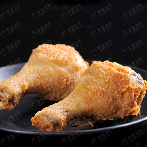 库桥炸鸡休闲小吃-炸鸡腿