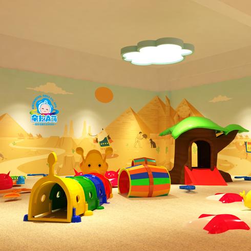 朵拉A萌儿童主题乐园-儿童游戏馆