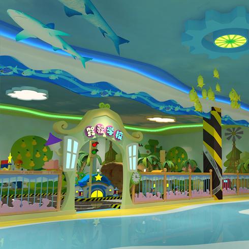 朵拉A萌儿童主题乐园-驾驶学校
