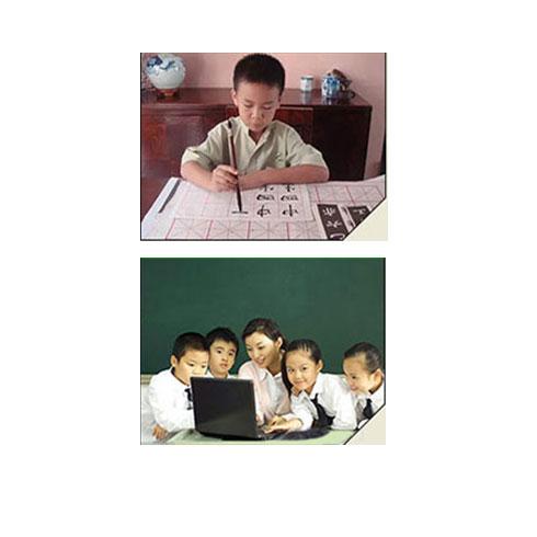 一家课堂-学习书法