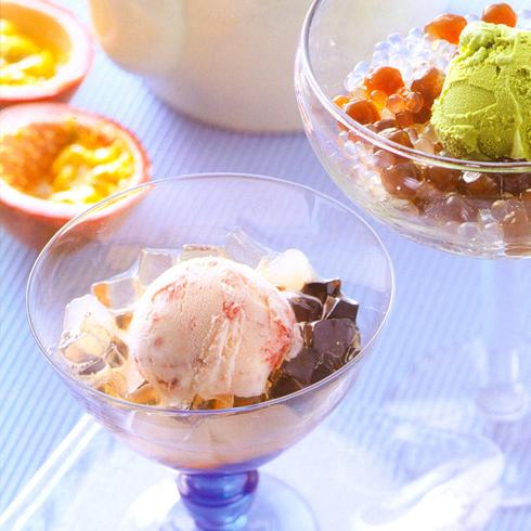 滋趣冰淇淋-彩球冰淇淋