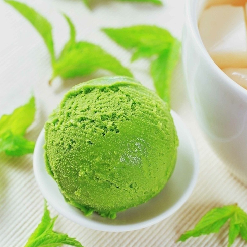 滋趣冰淇淋-抹茶冰淇淋