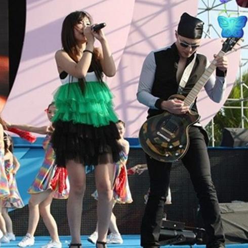 海南国际欢乐节开幕式