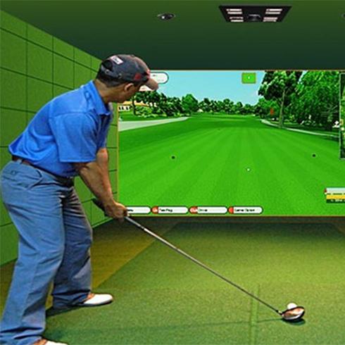 KS4D疯狂娱乐馆-虚拟高尔夫
