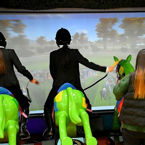 KS4D疯狂娱乐馆-骑乐无穷