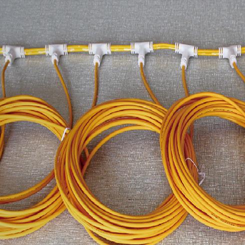 懒仰仰碳纤维发热电缆