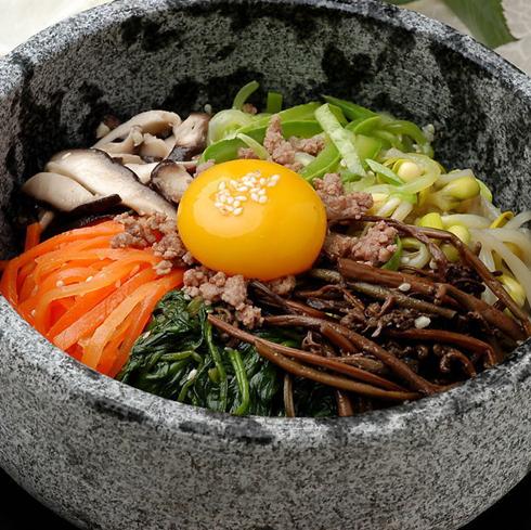 美石记石锅拌饭