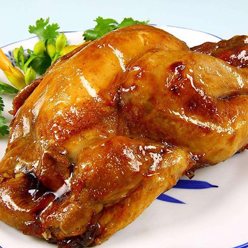 一麦天下烧麦-特色烤鸡