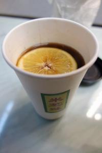 米芝莲柠檬茶
