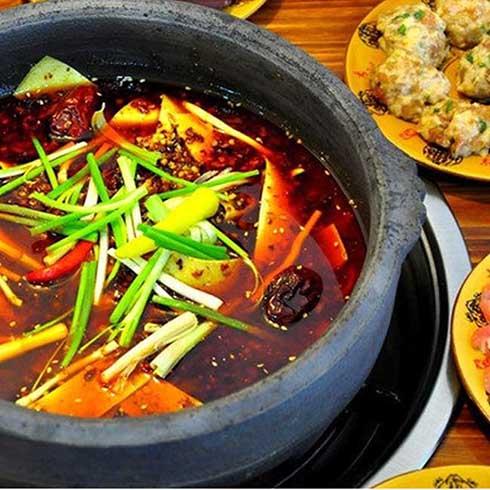豆腐皮火锅市场特点