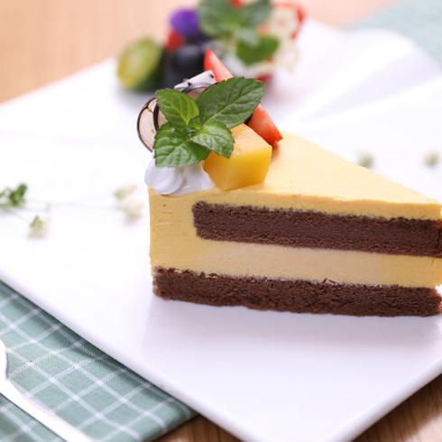 卡奇凌雪冰-抹茶迷你慕斯蛋糕