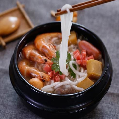 九索麻辣烫-虾米线