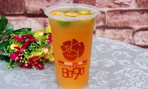 80后鲜萃茶