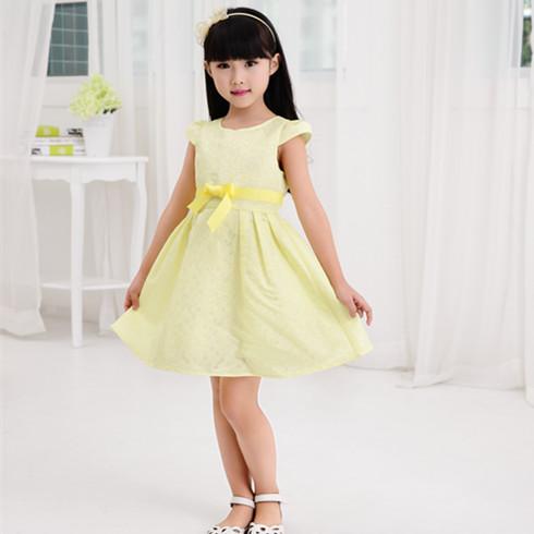 木木雨雨-儿童装裙子女孩公主裙