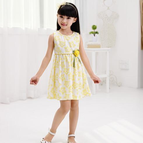 木木雨雨-新款时尚公主裙
