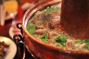 牛飘香牦牛肉土锅