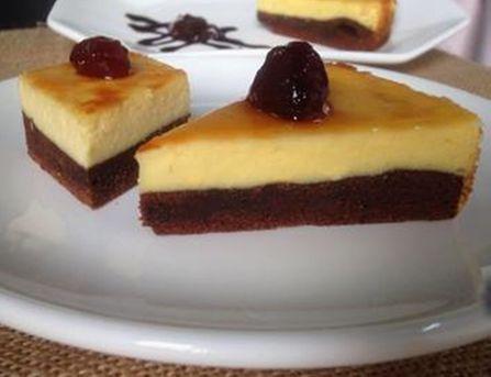 优咔滋岩烧蛋糕