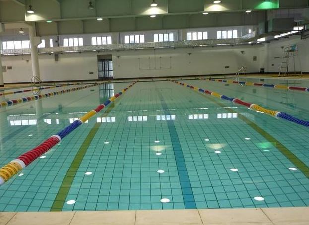 群民活水-特色游泳馆