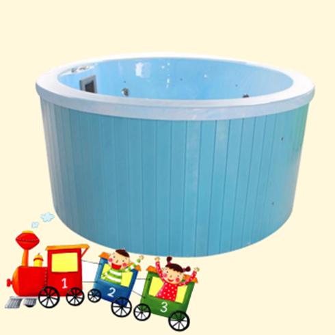 蓝宝童2M智能spa池