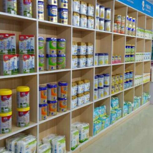 千喜贝贝母婴用品-货物展销区
