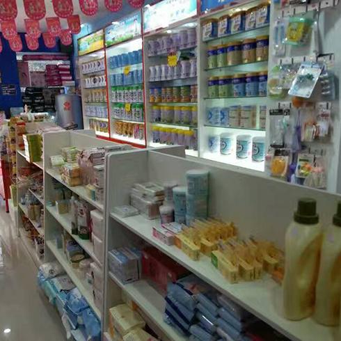 千喜贝贝母婴用品-货品展示