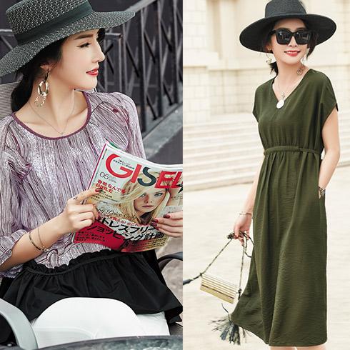 艾米女装-新款夏季装