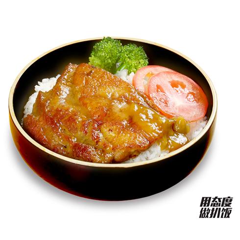 十二稻扒饭系列-广式冰梅鸭扒饭