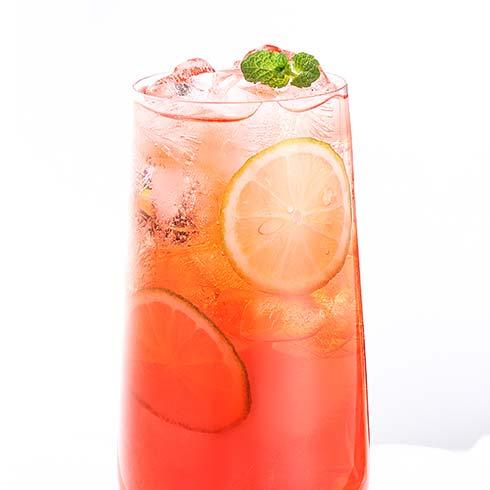 叻沙新加坡麻辣烫-柠檬果饮