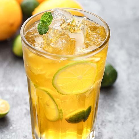 叻沙新加坡麻辣烫-冰柠檬饮