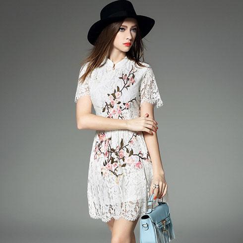 麦光女装-中式旗袍
