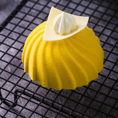 朱丹小时光—香芒鲜奶蛋糕