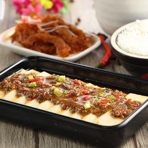 合和乐快餐-特色豆腐