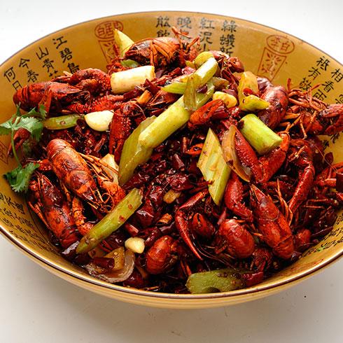 合和乐快餐-香辣小龙虾